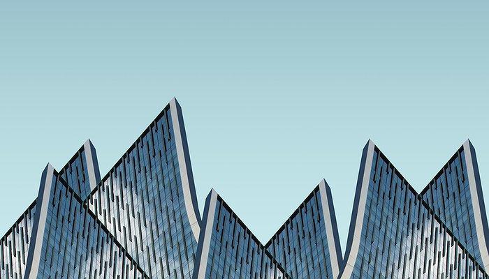 vue de bâtiments